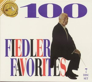 Boston Pops Orchestra – Arthur Fiedler – 100 Fiedler Favorites (7CD Box Set) (1994) [FLAC]