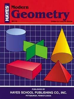 Modern Geometry - 1