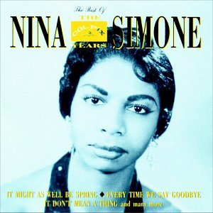 "Nina Simone - The Best Of ""The Colpix Years"""