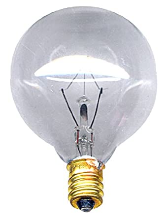 light bulb for wax melters or aroma tart warmers pkg 5. Black Bedroom Furniture Sets. Home Design Ideas