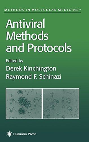 Antiviral Methods and Protocols (Methods in Molecular Medicine) PDF
