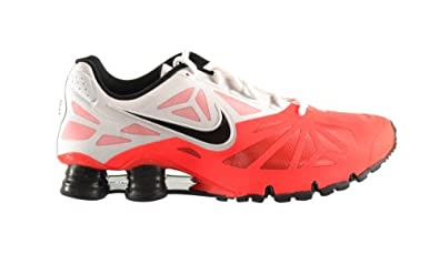 Amazon.com: Nike Shox Turbo 14 Men's Shoes Laser Crimson/Black Pink