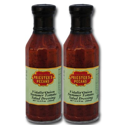 Vidalia Onion Tomato Dressing, 2-12 oz. Bottles