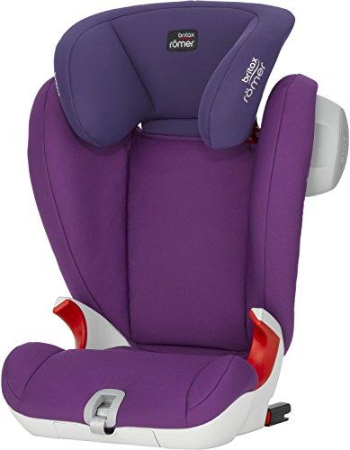 Britax-Romer 2000022481 Kidfix SL Sict Seggiolino Auto, Viola (Mineral Purple)