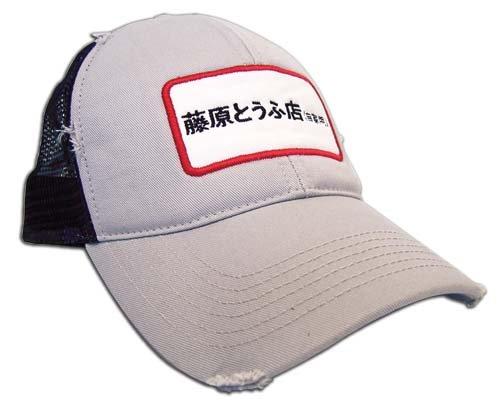 Initial D: Fujiwara Tofu Logo Anime Baseball Cap | Girls Hats