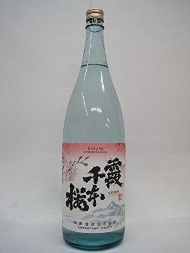 柳田酒造 霞千本桜 かすみ 芋焼酎 25度 1800ml