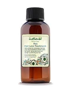 Natural Thin Hair Loss Treatment by JustNatural