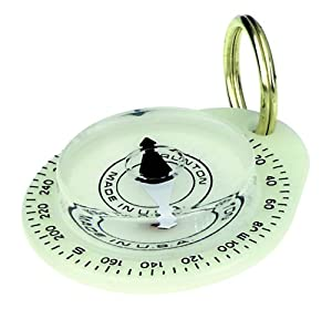 Brunton Glow Mate; Key Ring Compass