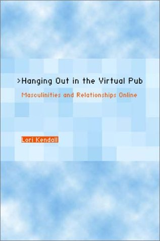 Large book cover: Hanging Out in the Virtual Pub