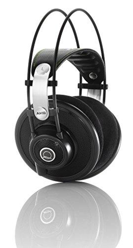 【国内正規品】AKG Q701 オープン型ヘッドホン リファレンスクラス ブラック Q701BLK
