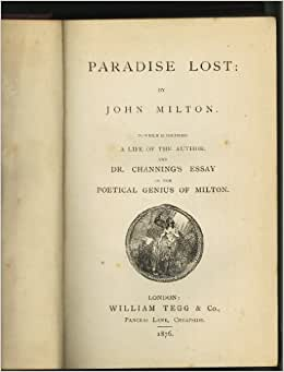 tips for crafting your best paradise lost essay paradise lost begins a prologue by milton which states his purpose and an epic description of satan who is depicted on his back the other