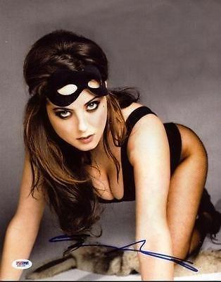 Eva Amurri Martino Sexy Signed 11X14 Photo Autographed #X31145 - Psa/D