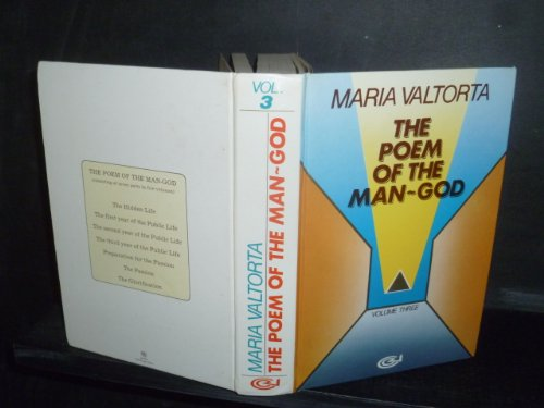 The Poem of the Man-God (5 Volume Set)