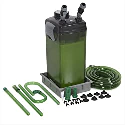 External 5 Stage Canister Filter Pump Fish Tank Aquarium