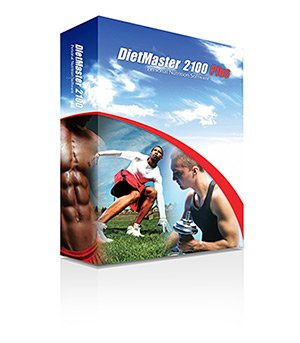DietMaster 2100 Plus Nutrition Software - Lean Bodybuilder Edition Diet Software, Awarded 2011 Best Diet Software - Top Ten Reviews