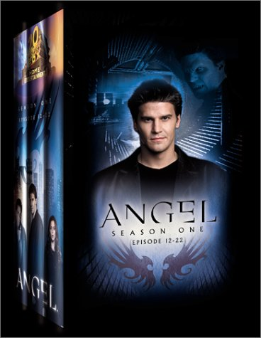 Angel - Jäger der Finsternis: Season 1.2 Collection (Episoden 12-22) [VHS]