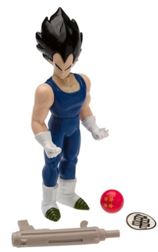 Dragonball Z 5 Inch Vegeta Series 7 Action Figure with accesories! - 1
