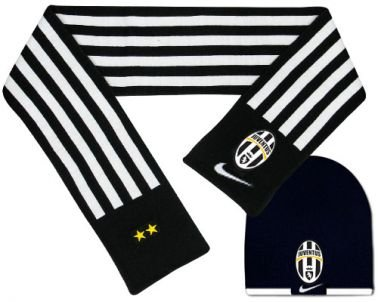 FC Juventus Hat & Scarf Set by Nike