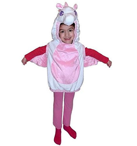Totally Ghoul - Unicorn Halloween Costume - Small