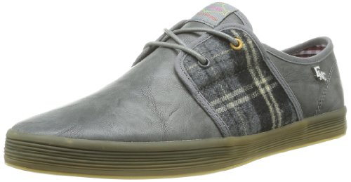 Base London  Spam 2,  Sneaker uomo, Grigio (Gris (Grey Grain/Blanket)), 44