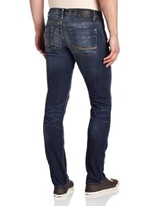 8f95cb9557c Calvin Klein Jeans Men's Heritage Skinny Jean in Medium Wash Medium Wash  40x32 at Amazon Men's