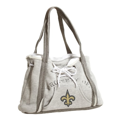 NFL New Orleans Saints Hoodie Purse at Amazon.com