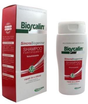 Bioscalin shampoo fortificante volumizzante