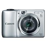 Post image for Canon PowerShot A810 für 49€ – einfache Digitalkamera
