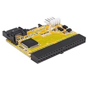 StarTech.com IDE to SATA Adapter Converter PATA2SATA2