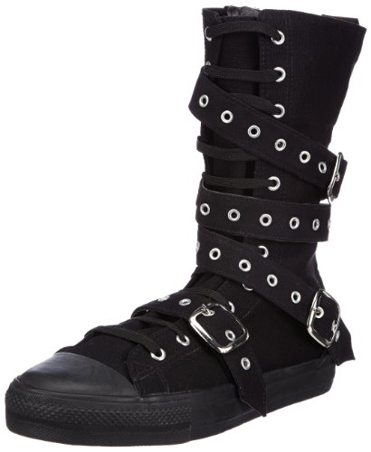Demonia by Pleaser Deviant-204 Sneaker Boot