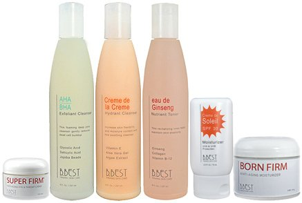 B.Best Deluxe Skin Care System Normal To Dry