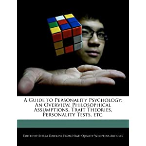 Personality Psychology Trait Theories | RM.