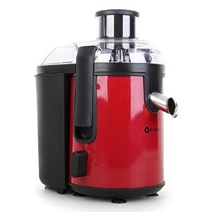 Klarstein fruit tornado centrifugeuse fruits et l gumes extracteur de jus 2 vitesses 400w - Extracteur de jus amazon ...