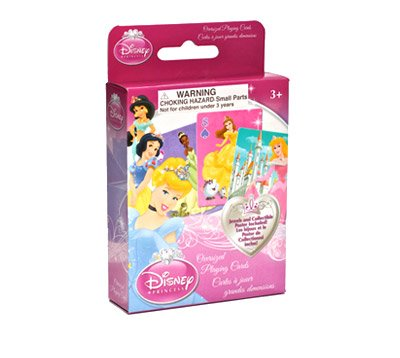 Disney Princess Oversized Playing Cards