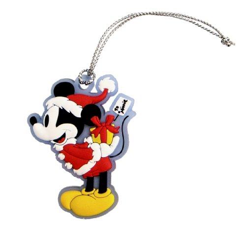 Disney Retro Mickey Christmas Laser Cut Cell Phone Strap - 1