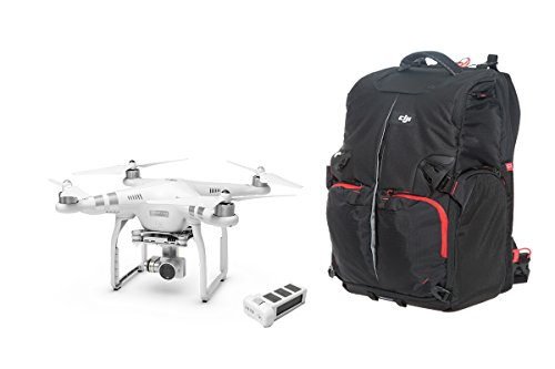 DJI-Phantom-3-Standard-Quadcopter-Aircraft-with-3-Axis-Gimbal-and-27k-Camera-Bundle-with-Spare-Battery
