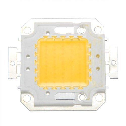 50W Chip LED per Lampada Faretto Luce Bianco Caldo 3800LM Alta Potenza DIY