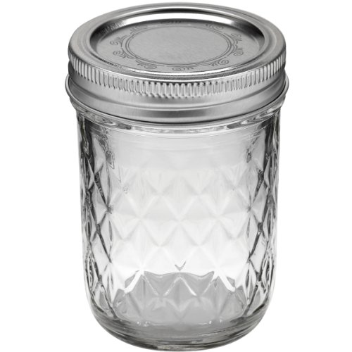 BALL QUILTED CRYSTAL JELLY JAR (Quilted Canning Jars compare prices)