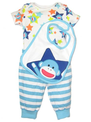 Baby Monkey Outfit front-1045574