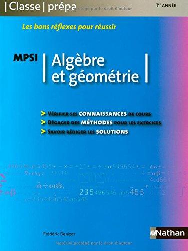 Mathématiques - Tout-en-un - Analyse, algèbre, géométrie ...