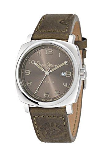 Pepe Jeans Howard orologio al quarzo da uomo con display analogico e marrone Cinturino in R2351111004