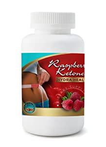 Raspberry Ketones - 100% Natural Weight - 120 Capsules, 250 Mg by Hydra Health
