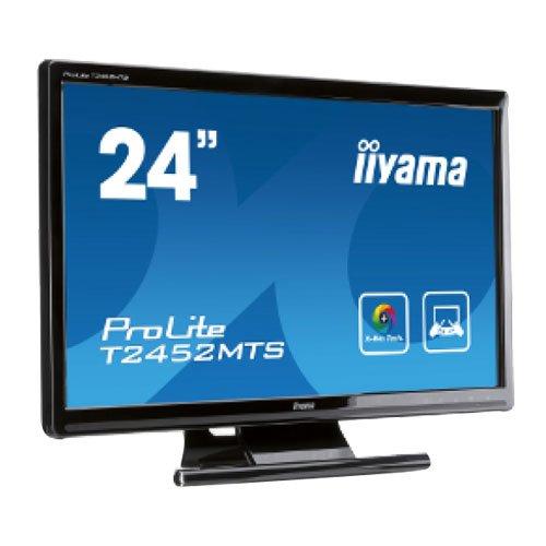iiyama マルチタッチ機能対応 23.6インチワイド液晶ディスプレイ ProLite T2452MTS