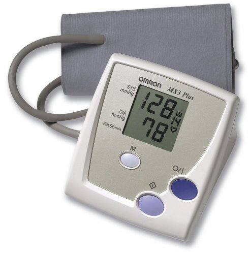 Omron MX3 Plus  Upper Arm Blood Pressure Monitor