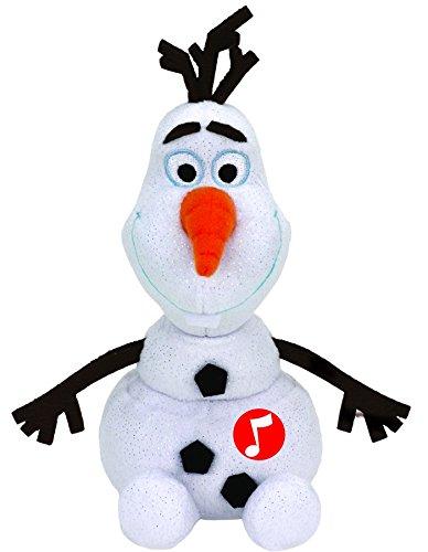 """Ty Disney Frozen Olaf - Snowman 8"""" - 1"""