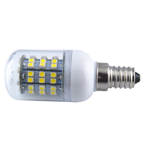 Thg E14 Warm White 60 Smd 3528 Led 450Lm Home Office Store Exhibition Hall Corn Light Spotlight Lamp
