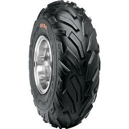 Duro DI2005 Black Hawk II Tire - Front/Rear - 18x7x7 , Tire Size: 18x7x7, Rim Size: 7, Position: Front/Rear, Tire Ply: 2, Tire Type: ATV/UTV, Tire Application: All-Terrain 31-200507-187A