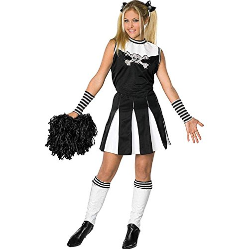 Bad Spirit Cheerleader Tween Costume