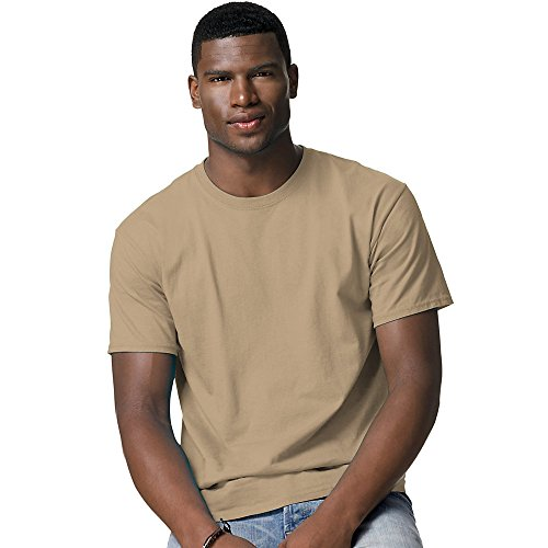 Hanes Tagless T-Shirt 5250 2Xl, Pebble