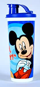 Tupperware Disney Mickey Mouse 16 Ounce Tumbler w/ Drinking Seal